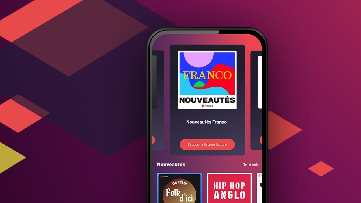 QUB musique: une nouvelle plateforme d'écoute en continu entièrement québécoise