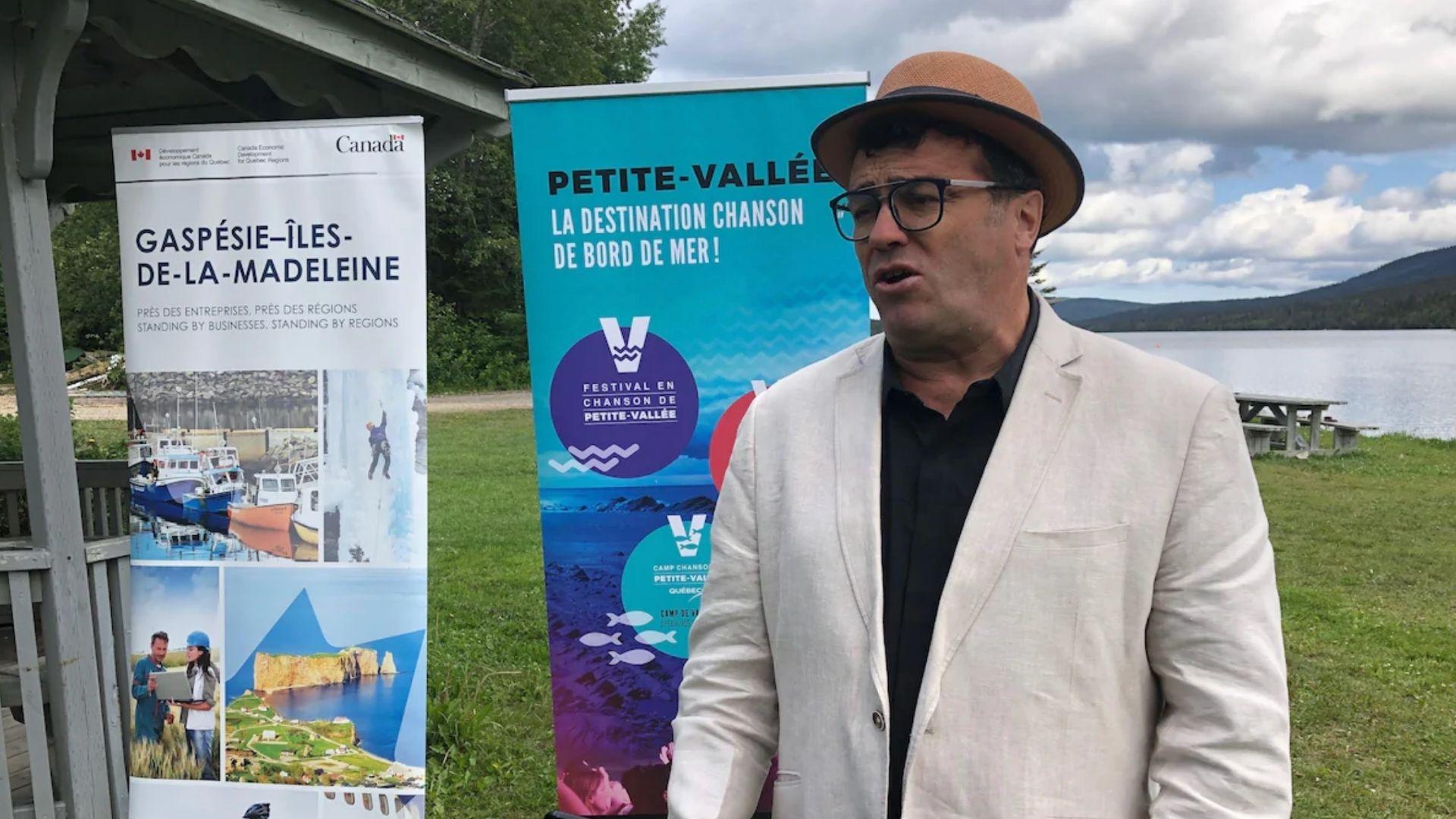 Les festivals à l'ère du déconfinement, avec Alan Côté