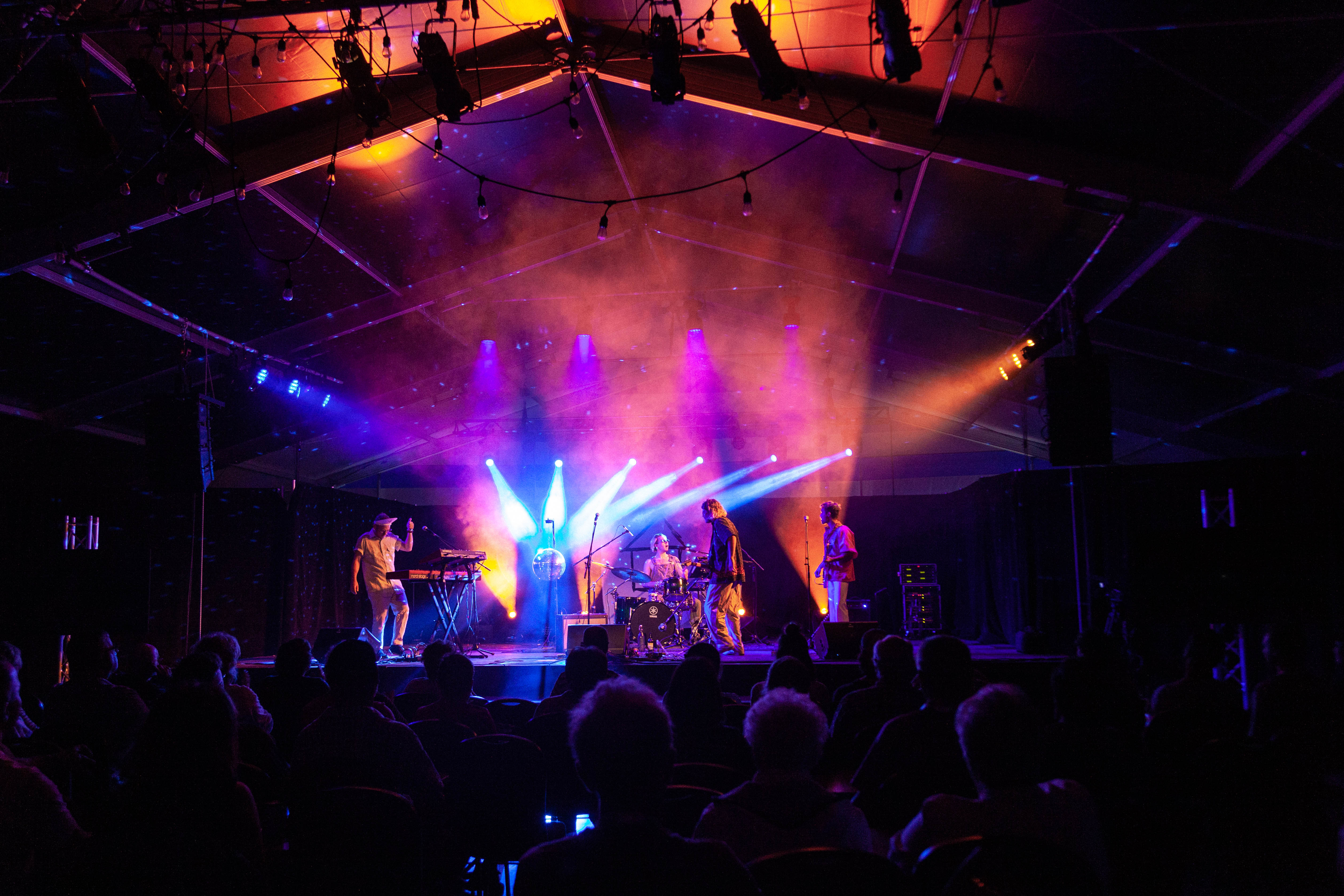 Les 5 types de festivaliers au Festival en chanson
