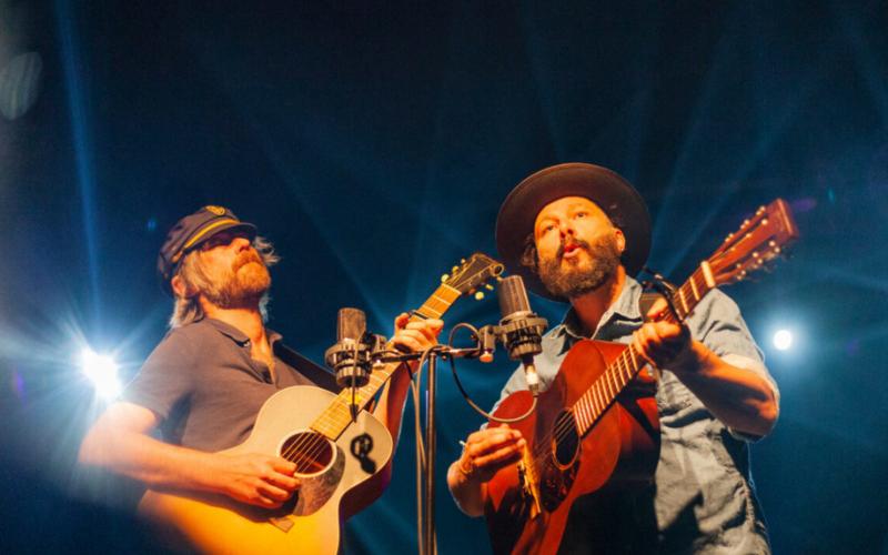 Festival en chanson de Petite-Vallée : une Marée du Coyote poétique